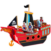 Load image into Gallery viewer, Lanka Kade pirate ship