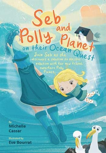 Seb and Polly Planet on their Ocean Quest