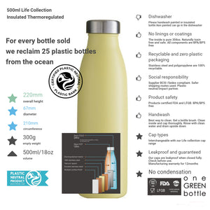 elephant – 500ml life collection bottle
