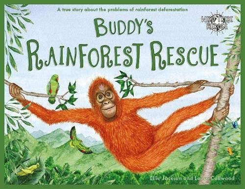 Buddy's Rainforest Rescue (signed)