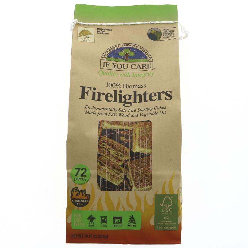 Fire lighters (72 pieces)