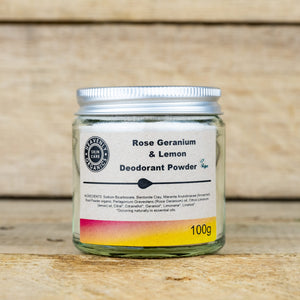 Deodrant powder - Heavenly Organics