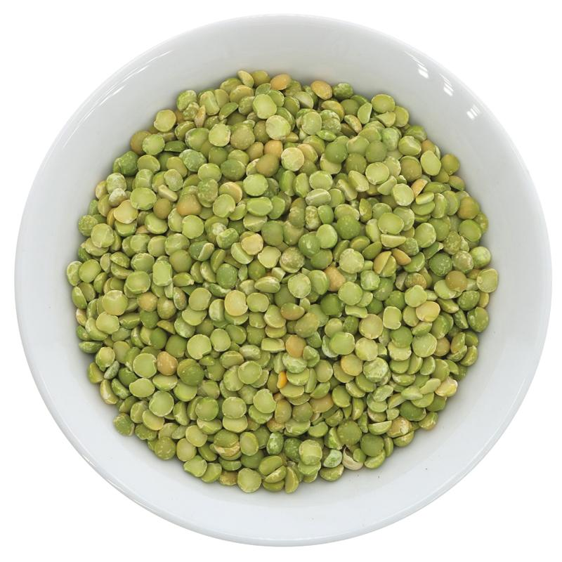 Green split peas (500g)