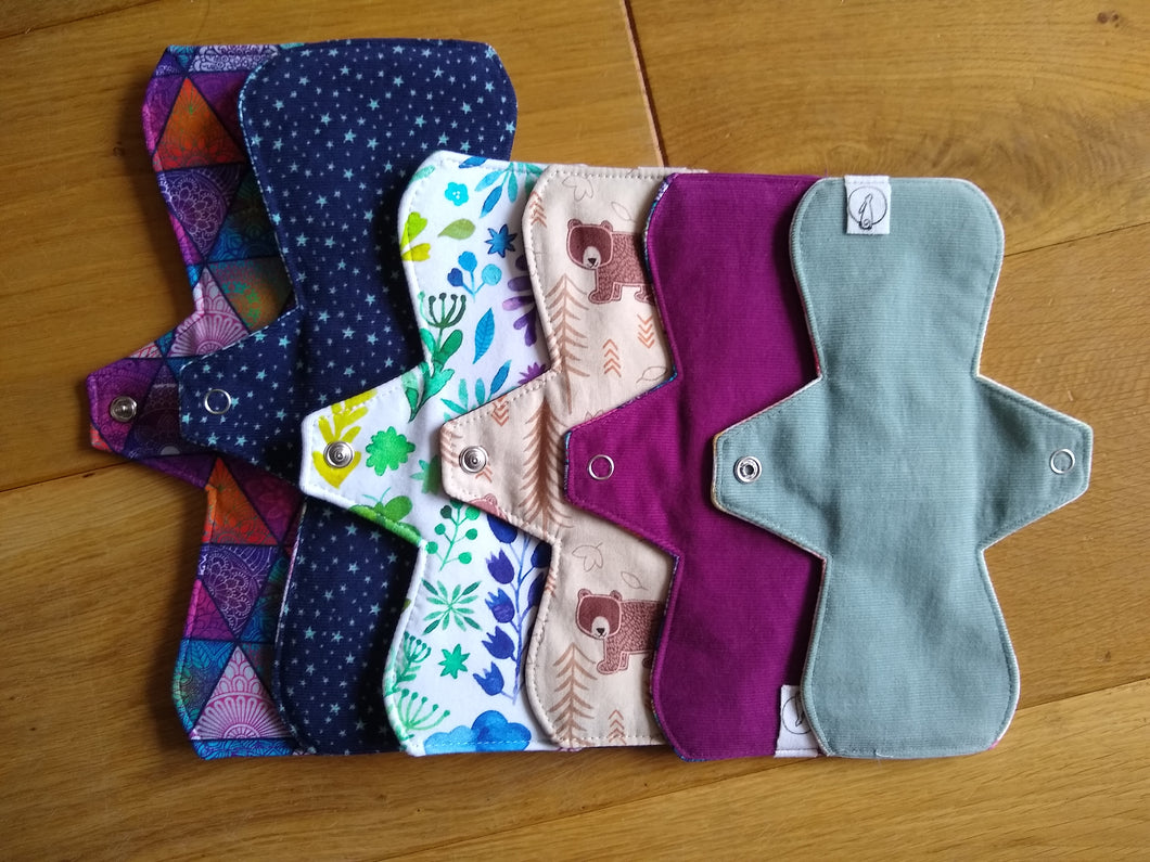 Cloth pads, Moongazy (single pad)
