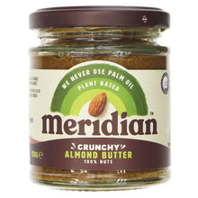 Load image into Gallery viewer, Meridian almond butter (170g)