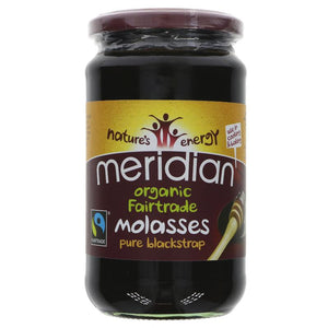 Meridian blackstrap molasses, organic and fairtrade (600g)
