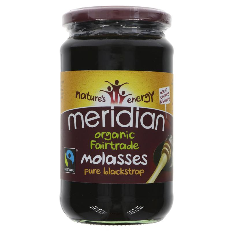 Blackstrap molasses, organic and fairtrade (600g)
