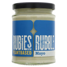 Load image into Gallery viewer, Rubies in the rubble aquafaba mayo (240g)