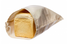 Load image into Gallery viewer, Organic Bread Bag & Produce Bag