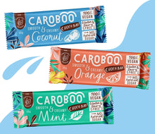 Load image into Gallery viewer, Caroboo smooth and creamy choco bar - vegan (35g)