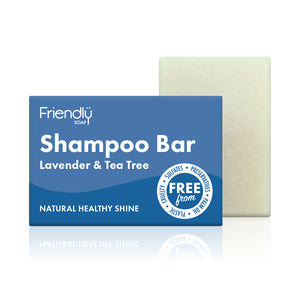 Friendly Soap shampoo bar (95g)