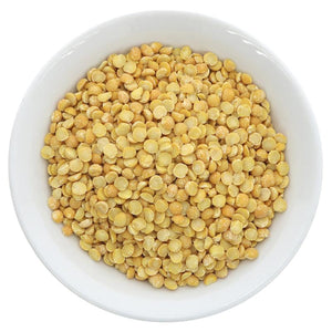 Yellow split peas (500g)
