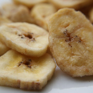 Banana chips, plain (250g)