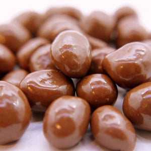 Milk chocolate coated peanuts (100g)