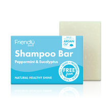 Load image into Gallery viewer, Friendly Soap shampoo bar (95g)
