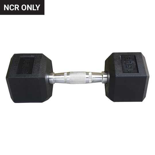 HEX DUMBBELL (15LBS)