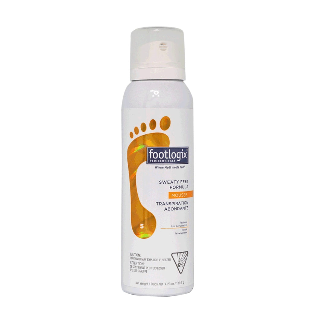 Footlogix Sweaty Feet Formula