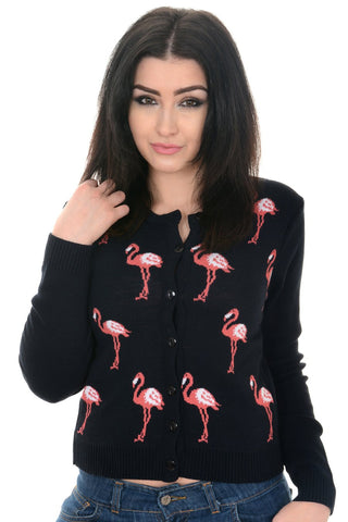 Flamingo Cardigan