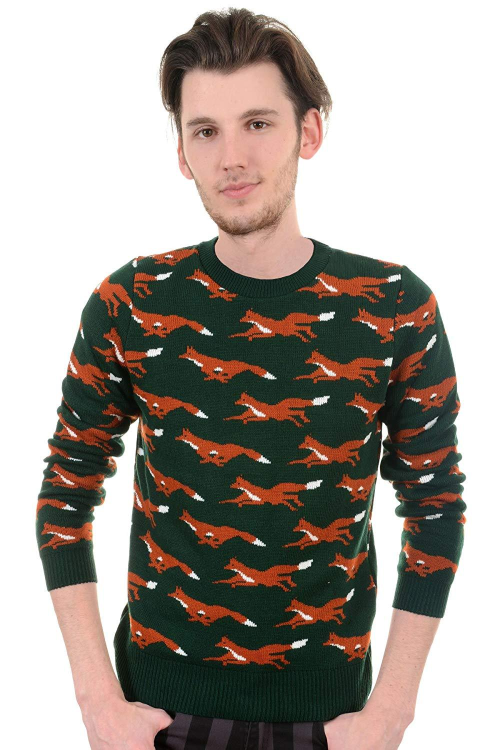 Running Fox Jumper