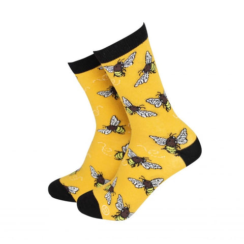 Sock Therapy 'bee' women's bamboo socks