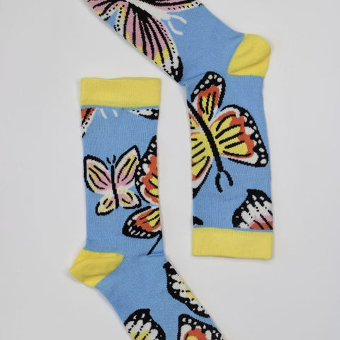 Sock Therapy'butterflies' women's bamboo socks