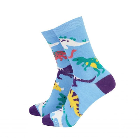 Sock Therapy 'dinosaur' women's bamboo socks