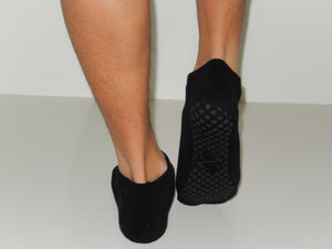 GymnastX All-Stick Socks - Black