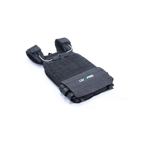 Weighted Vest (With Plate) - LIVEPRO-FITNESS