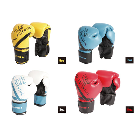 Boxing Gloves (Pair) - LIVEPRO-FITNESS