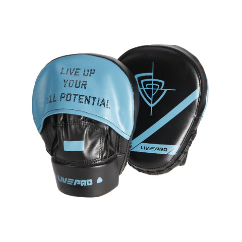 Punching Mitts (Pair) - LIVEPRO-FITNESS