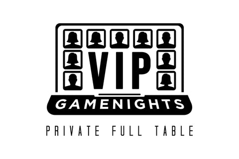 Book A Full Private Online Game Night with Boston Rob