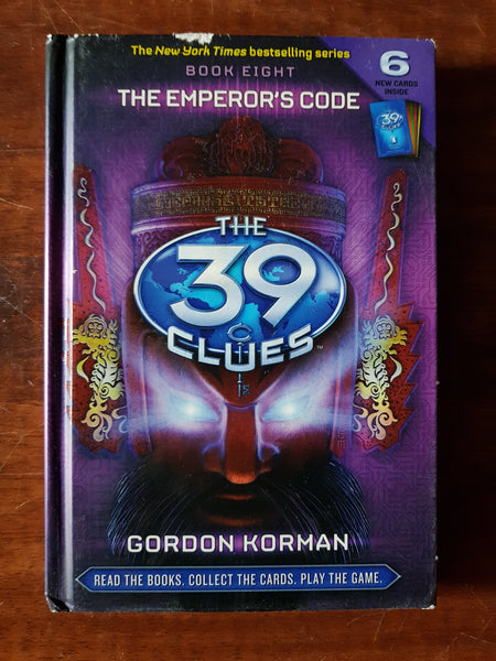 39 Clues - 39 Clues 08 (Hardcover)