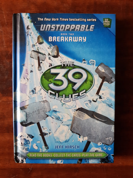 39 Clues - Unstoppable 02 (Hardcover)