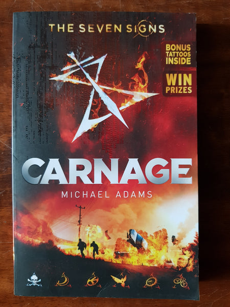 Adams, Michael - Seven Signs 02 Carnage (Paperback)