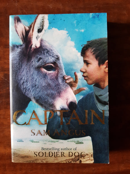 Angus, Sam - Captain (Paperback)
