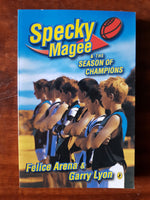 Arena, Felice - Specky Magee and the Season of Champions (Paperback)