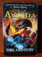 Blade, Adam - Chronicles of Avantia Fire and Fury (Paperback)