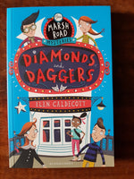 Caldecott, Elen - Diamonds and Daggers (Paperback)