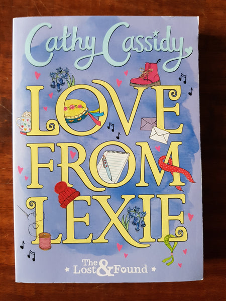 Cassidy, Cathy - Love From Lexie (Paperback)