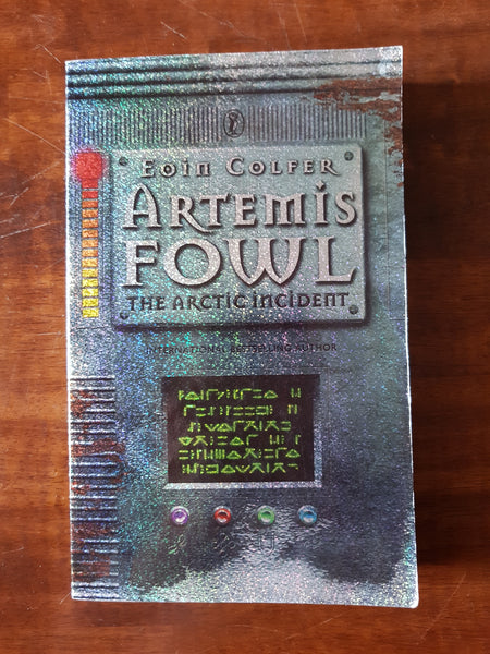 Colfer, Eoin - Artemis Fowl the Arctic Incident (Paperback)