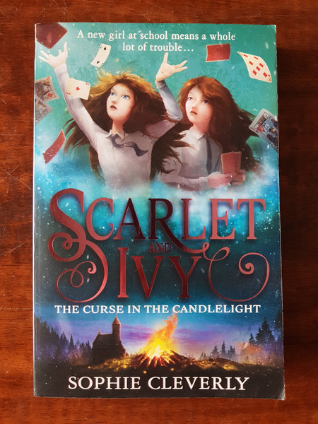 Cleverly, Sophie - Scarlet and Ivy Curse in the Candlelight (Paperback)