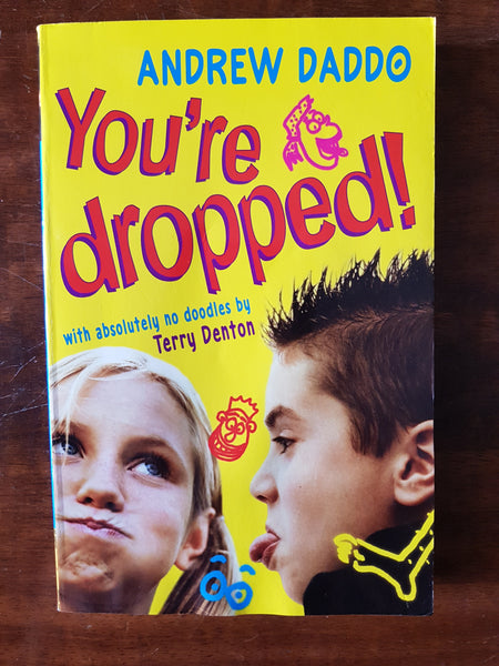 Daddo, Andrew - You're Dropped (Paperback)