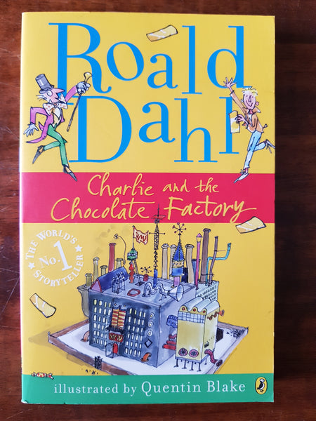 Dahl, Roald - Charlie and the Chocolate Factory  (Paperback)