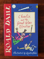 Dahl, Roald - Charlie and the Great Glass Elevator (Red Spine) (Paperback)
