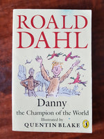 Dahl, Roald - Danny the Champion of the World (Paperback)