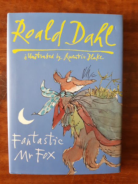 Dahl, Roald - Fantastic Mr Fox (Hardcover)