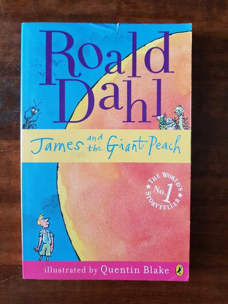Dahl, Roald - James and the Giant Peach (Paperback)