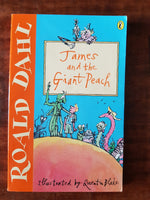 Dahl, Roald - James and the Giant Peach (Orange Spine) (Paperback)