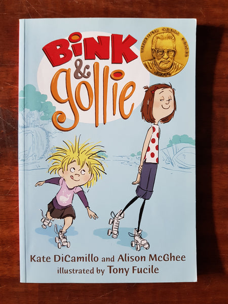 DiCamillo, Kate - Bink and Gollie (Paperback)