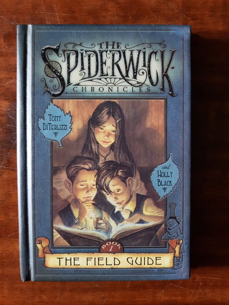 DiTerlizzi, Tony - Spiderwick 01 (Hardcover)